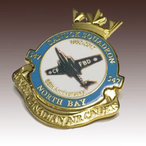 Lapel Pin 547 Squadron Air Cadets